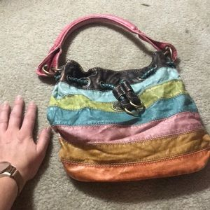 Prada Rainbow Purse